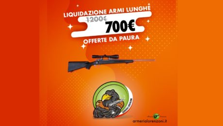 REMINGTON CARABINA OTTURATORE MOD.700 STAINLESS SYNTHETIC