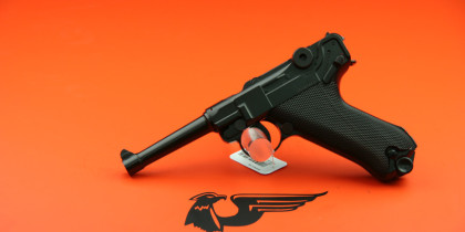 PISTOLA C02 UMAREX MOD.LEGENDS P08 BLOW CAL. 4,5