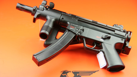 PISTOLA CO2 UMAREX MOD.HECKLER & KOCH MP5-K CAL. 4,5