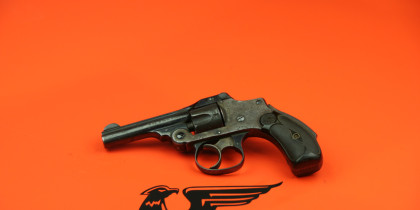 REVOLVER SMITH & WESSON MOD.EJECTOR CAL. 320