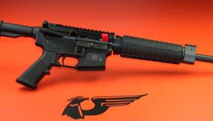 CARABINA SEMIAUTO SMITH & WESSON MOD.M&P 15 -OR CAL. 223