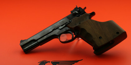 PISTOLA SEMIAUTO SMITH & WESSON MOD.52 CAL. 38