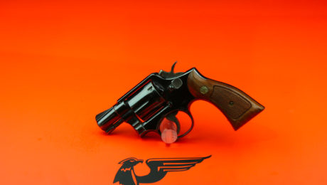 SMITH & WESSON MOD. 15 CAL. 38 SPECIAL