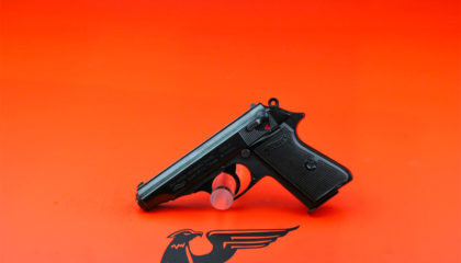 PISTOLA SEMIAUTO WALTHER MOD.PP
