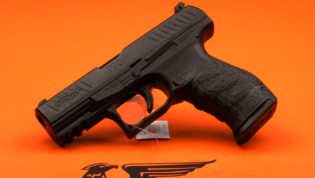 "PISTOLA CO2 WALTHER MOD.T4E PPQ CAL. ""43  RB"