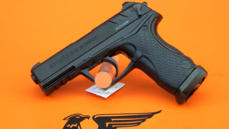 PISTOLA CO2 GAMO MOD.G15 BLOWBACK CAL. 4,5