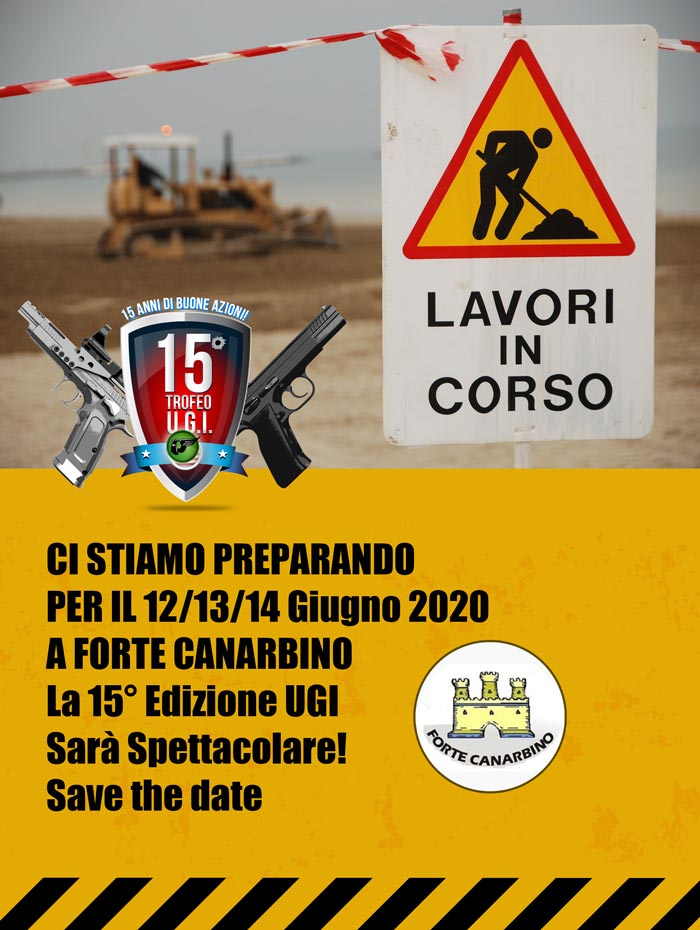15 Trofeo Ugi Forte canarbino - Work in Progress